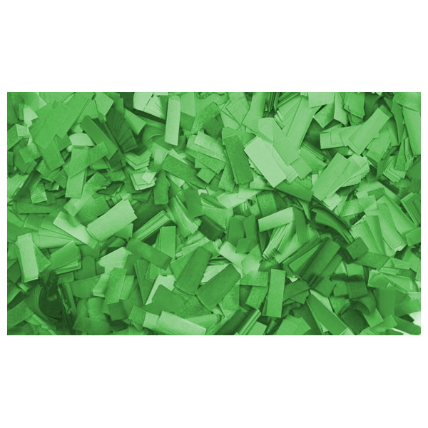 1kg Green Chinese Confetti