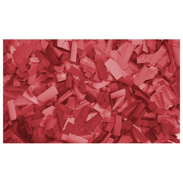 1kg Red Chinese Confetti
