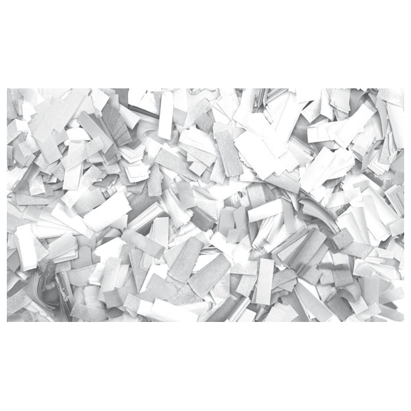 1kg White Chinese Confetti