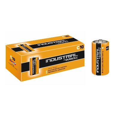 Duracell Procell Industrial MN1400 LR14 C Size Battery (Pack of