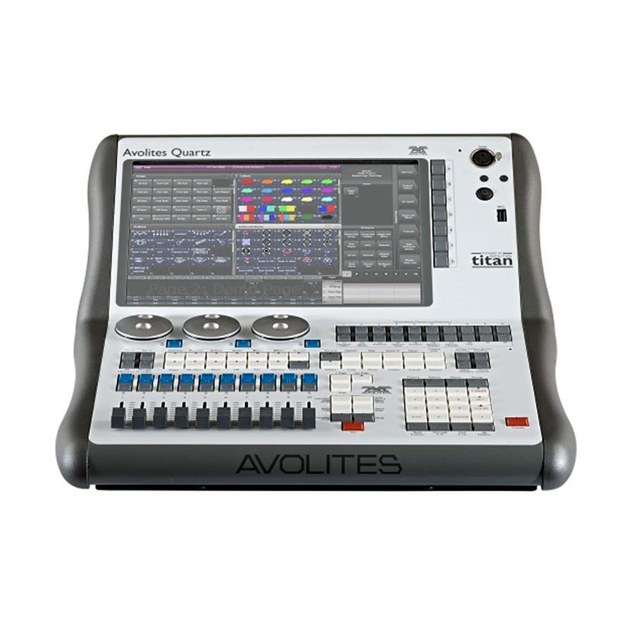 Avolites Quartz Titan Lighting Console