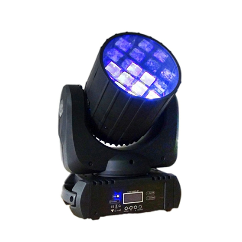 Viking VK1212F LED Moving Beam Flower Light