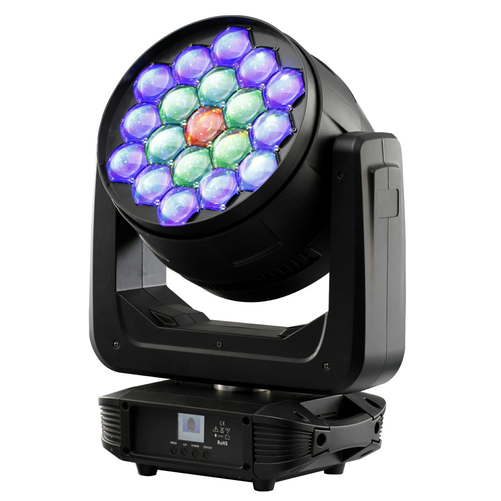 VK1925/7 Spectrum 19x25w Cob LED Wash / Beam Moving Light