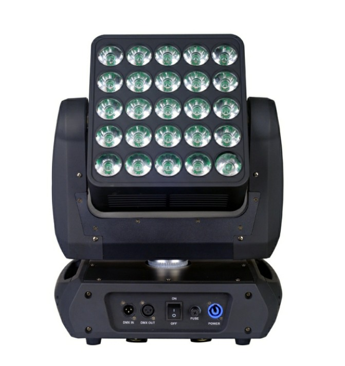 Viking VK2512 5x5 RGBW Matrix Moving Light