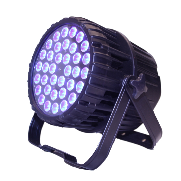 VK3610W 4 in 1 Quad IP65 Par LED Light