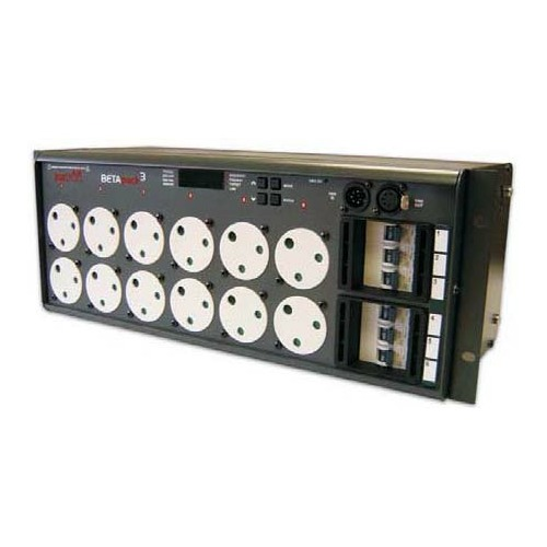 Betapack 3 -  6 Channel Dimmer Rack