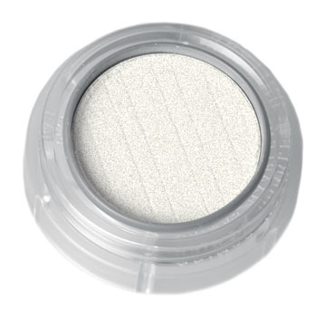 2.5gm Grimas 704 Pearl Silver Eyeshadow / Rouge