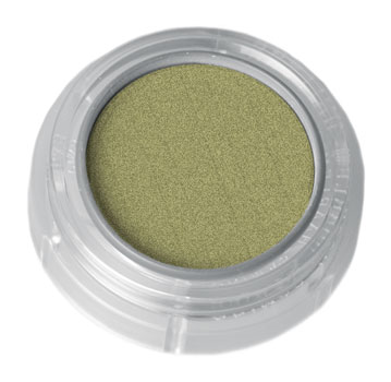 2.5gm Grimas 743 Pearl Olive Green Eyeshadow / Rouge