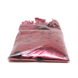 1kg Bag of Red Flutter Chinese Glitter